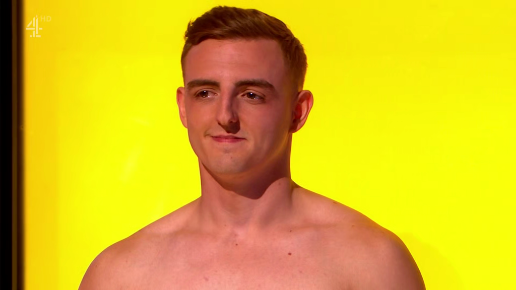 Naked Attraction S06E03 - Jonathan - Welcome to Screeve